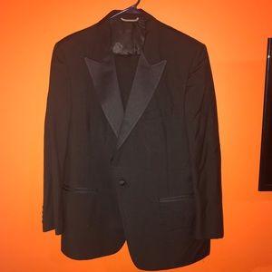 Vintage 1986 Christian Dior suit top
